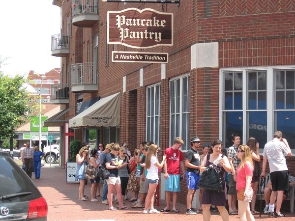 Pancake Pantry, NashvilleTN