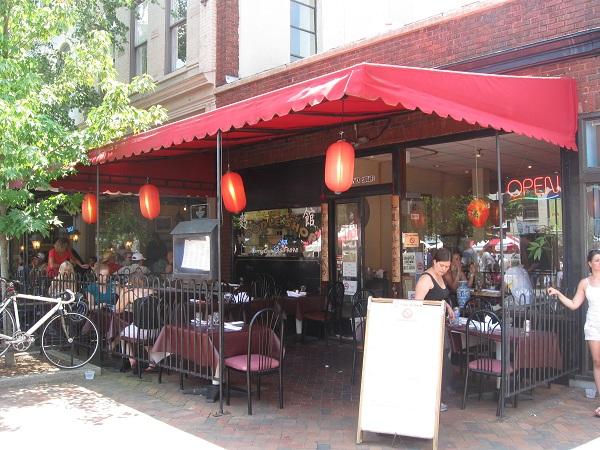 The Noodle Shop, AshevilleNC