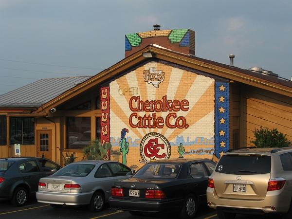 Cherokee Cattle Company, MariettaGA