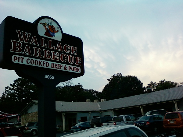 Wallace Barbecue, Austell GA