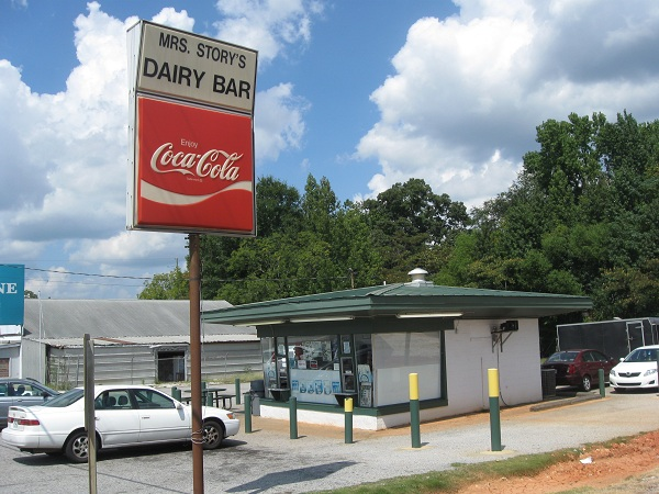 Mrs. Story's Dairy Bar, OpelikaAL
