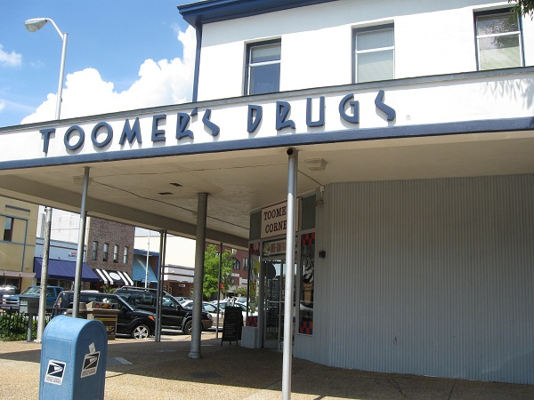 Toomer's Drugs, AuburnAL