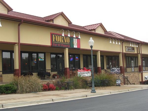Forno Italian Restaurant, JasperGA