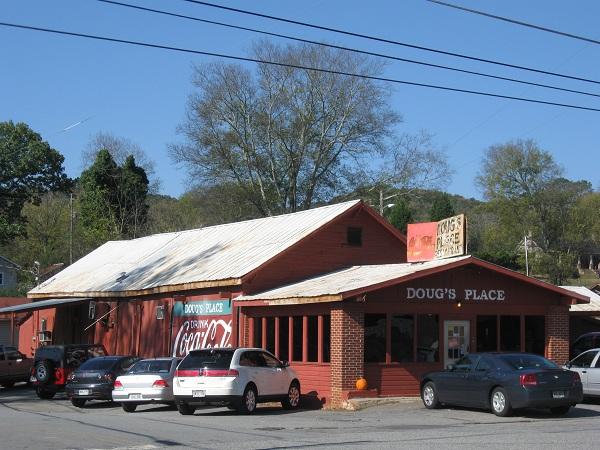 Doug's Place, EmersonGA