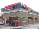Cook Out, Asheville NC