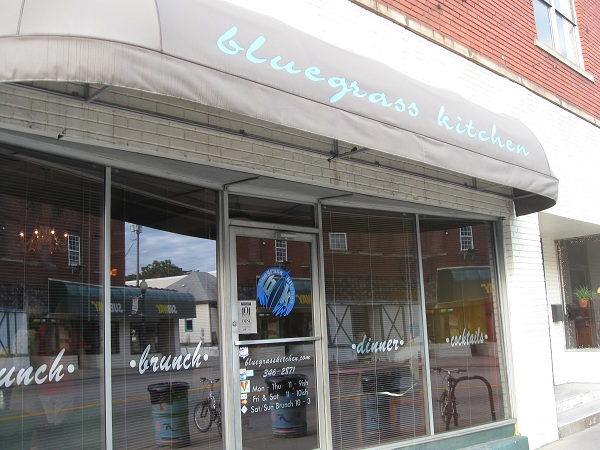 Bluegrass Kitchen, CharlestonWV