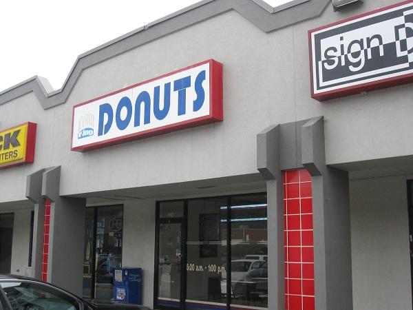 Donut King, SnellvilleGA