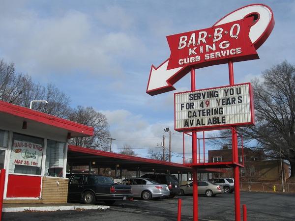 Bar-B-Q King, CharlotteNC