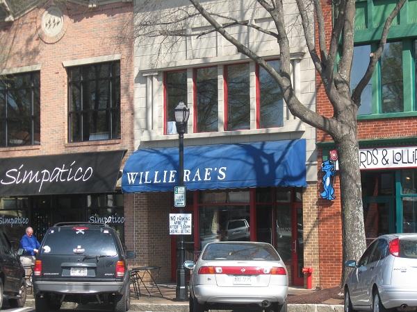 Willie Rae's, Marietta GA(CLOSED)