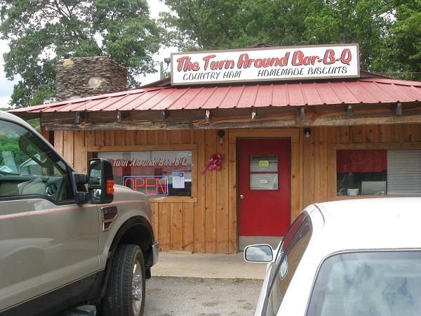 The Turn Around Bar-B-Q, TallapoosaGA
