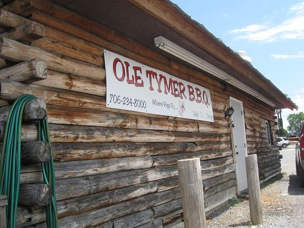 Troy's BarBQ and Ole Tymer BBQ, RomeGA