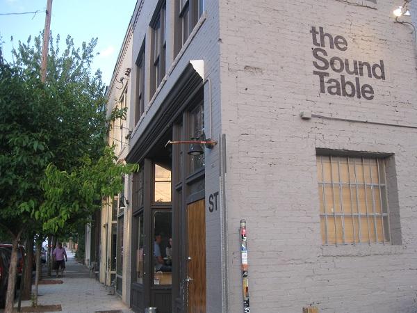 The Sound Table and Café Intermezzo, AtlantaGA