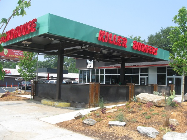 Grindhouse Killer Burgers, AtlantaGA