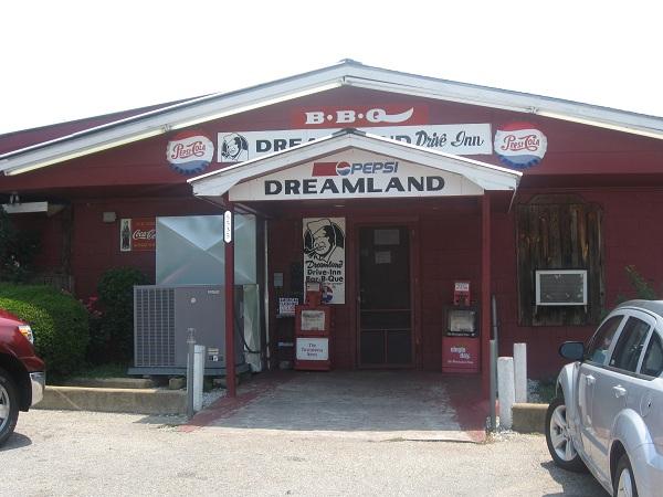 Dreamland BBQ and Taco Casa, TuscaloosaAL