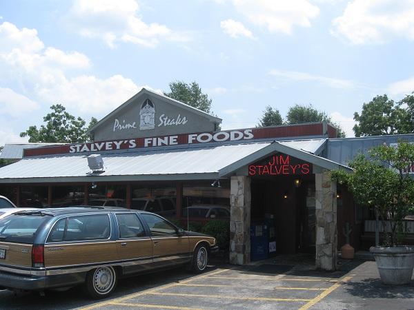 Jim Stalvey's, CovingtonGA