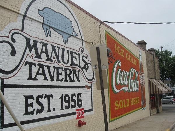 Manuel's Tavern, AtlantaGA