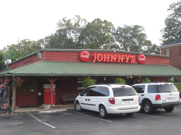 Johnny's Bar-B-Que & Steaks, Powder Springs GA