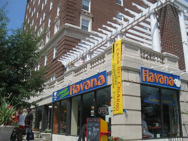 Havana Comida Latina, Asheville NC (CLOSED)