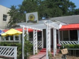 Palm Coast Coffee and Cafe, St. Simons Island GA
