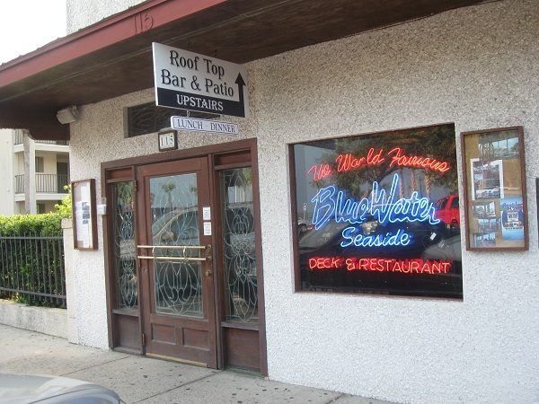 Blue Water Cafe and Barberitos, St. Simons IslandGA
