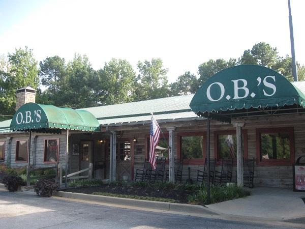 O.B.'s BBQ, McDonoughGA