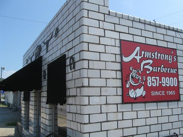 Armstrong's Barbecue, SummervilleGA