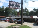 Fresh Air Bar-B-Que, Jackson, Macon and Athens GA