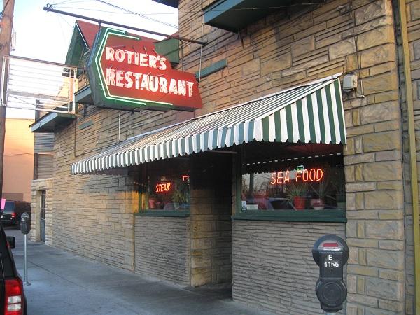 Rotier's Restaurant and Hog Heaven, NashvilleTN