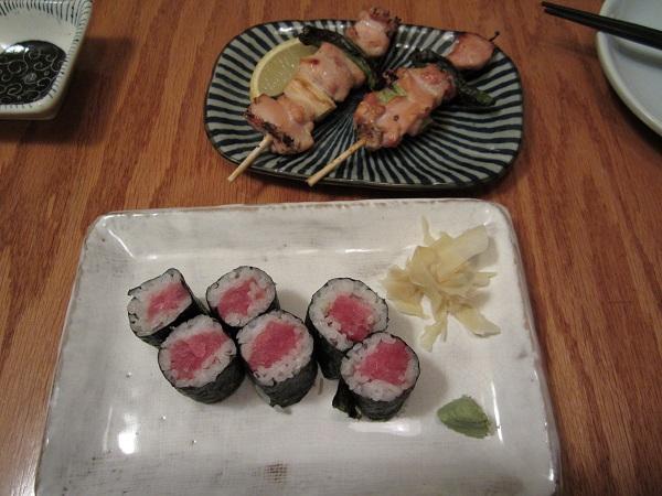 Sushi in theSuburbs