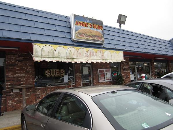 Angie's Subs, Jacksonville BeachFL
