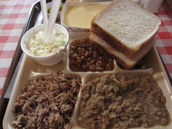 Midway BBQ, BuffaloSC