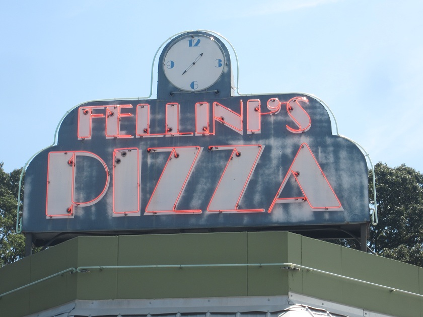Fellini's Pizza, Atlanta GA
