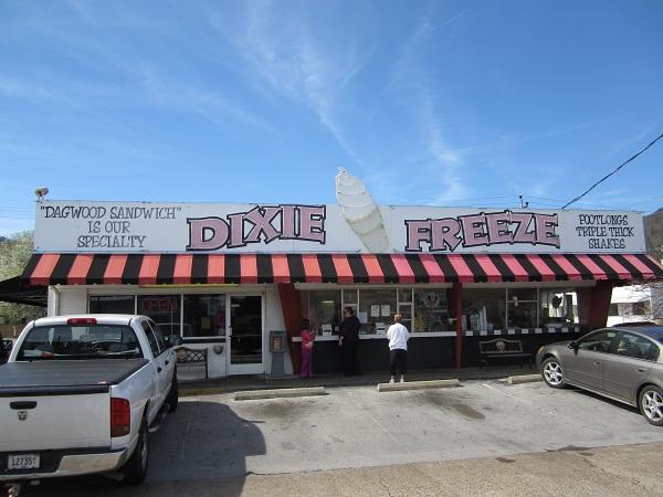 Dixie Freeze, South PittsburgTN