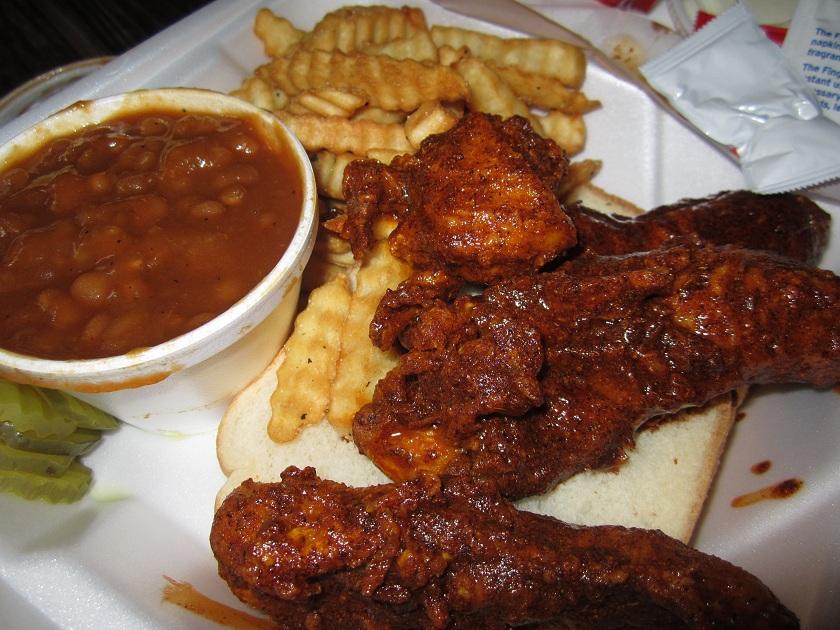 Pepperfire Spiced Chicken, NashvilleTN