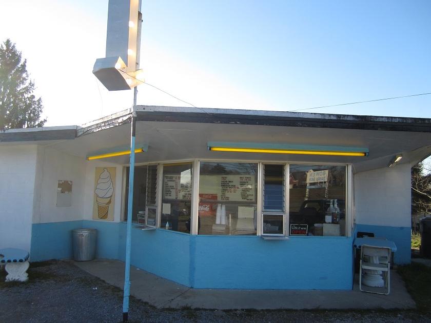 Bowen's Dairy Bar, HenagarAL