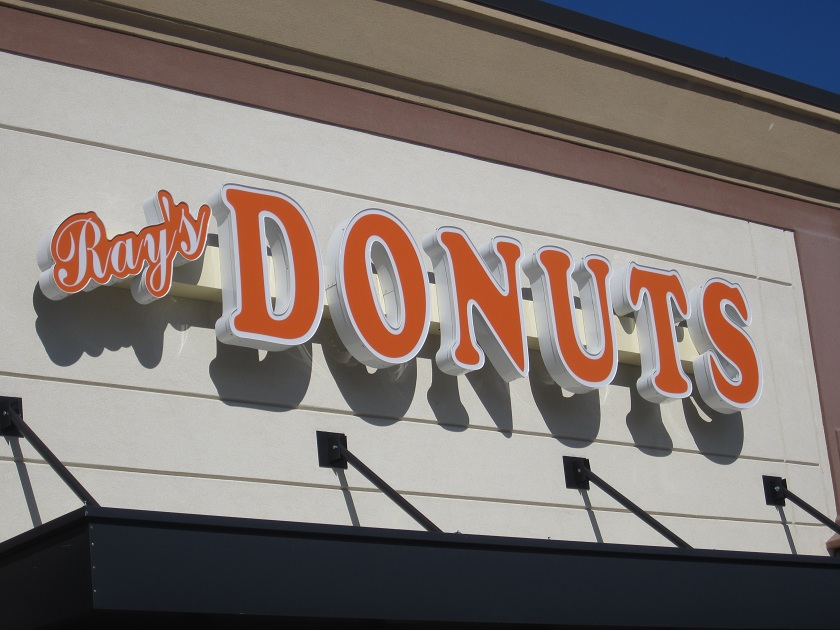 Ray's Donuts, MariettaGA