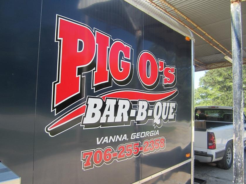 Pig O's Bar-B-Que, CrawfordGA
