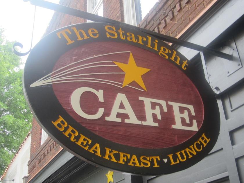The Starlight Cafe, Marietta GA(CLOSED)