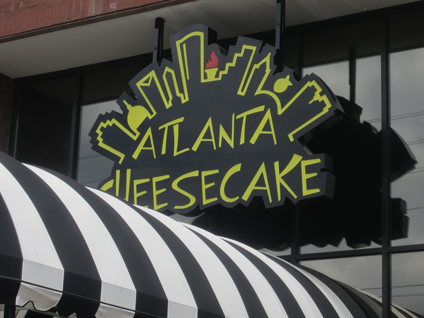 Atlanta Cheesecake Company, Kennesaw GA(CLOSED)
