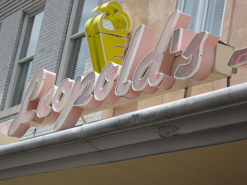 Leopold's Ice Cream, Savannah GA