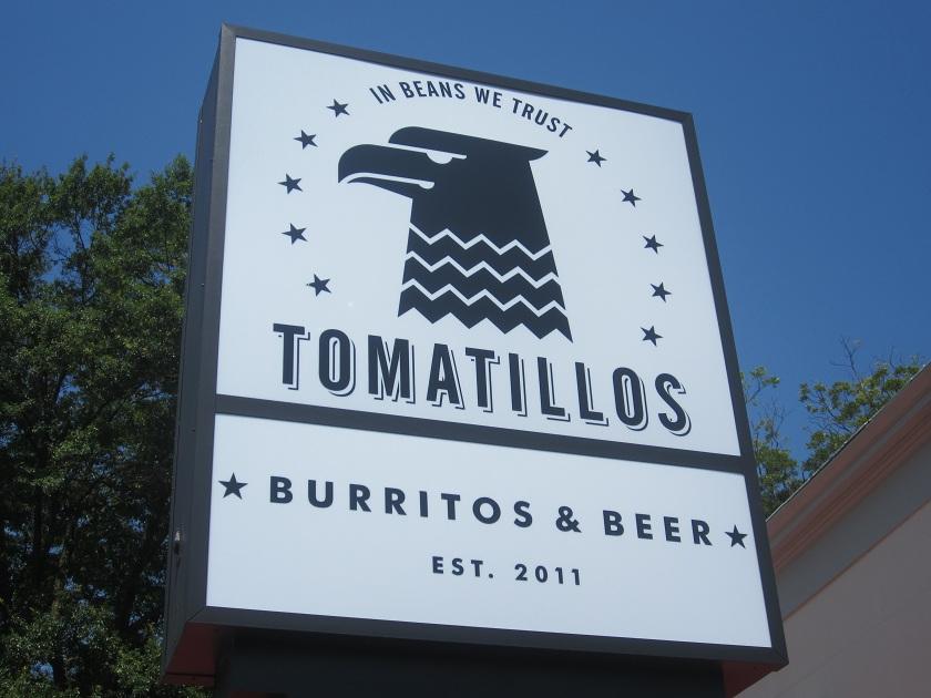 Tomatillos, Atlanta GA
