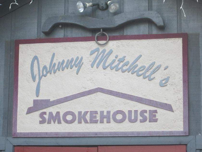 Johnny Mitchell's Smokehouse, EuharleeGA