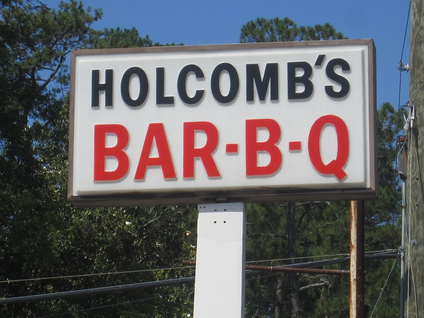 Holcomb's Bar-B-Q, GreensboroGA
