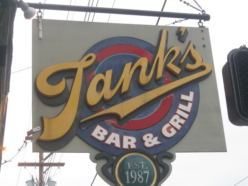 Tank's Bar & Grill, DaytonOH