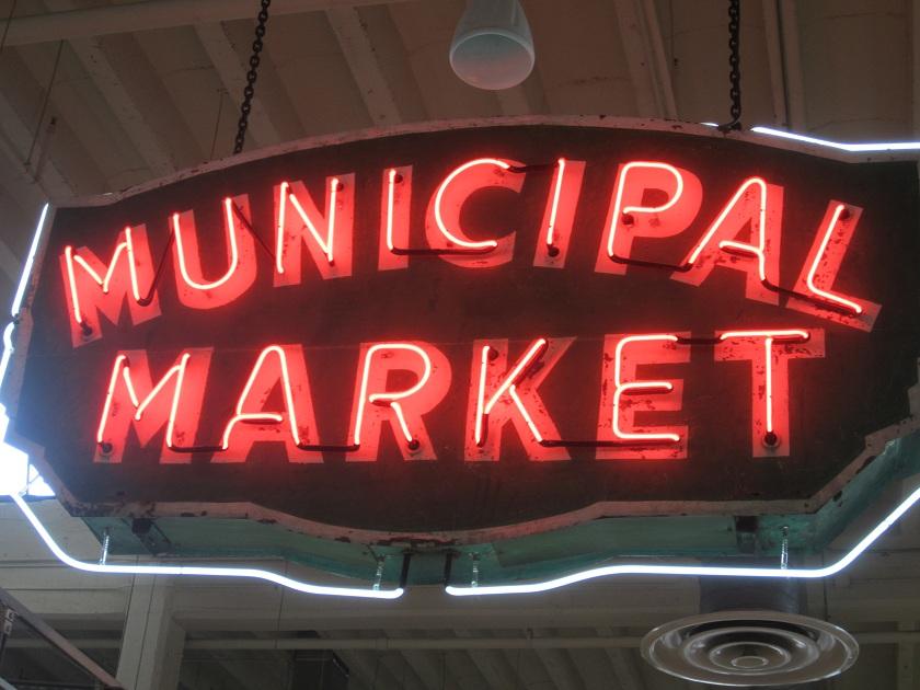 The Sweet Auburn Curb Market, AtlantaGA
