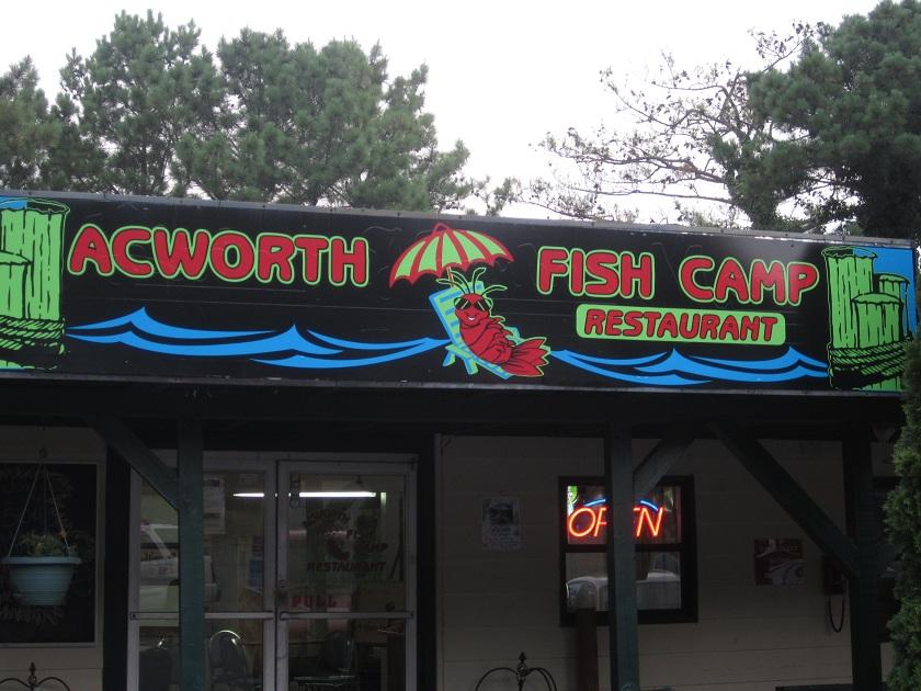 Acworth Fish Camp, AcworthGA