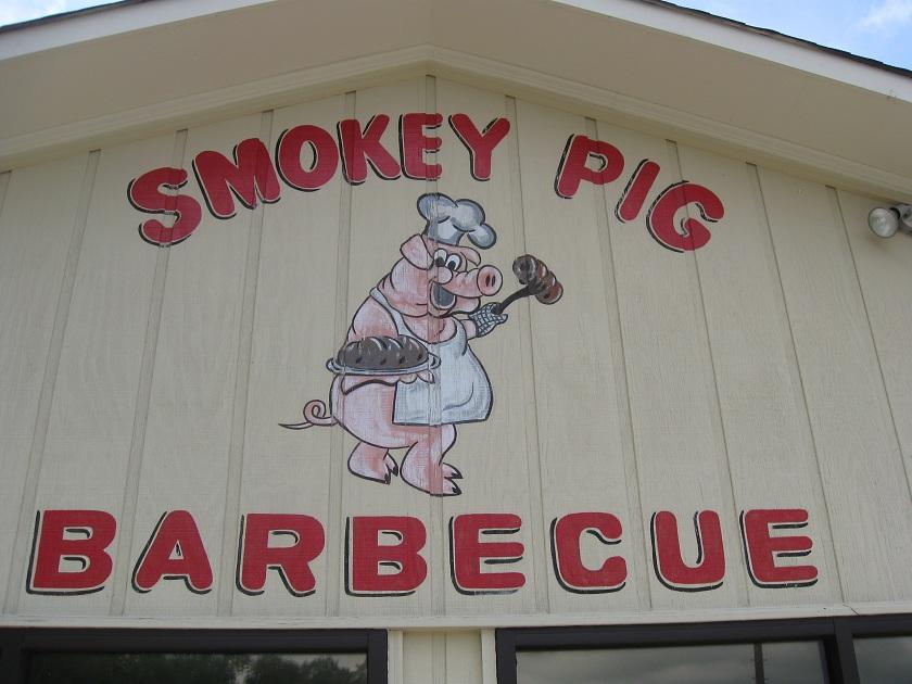 Barbecue and Doughnuts in ColumbusGA