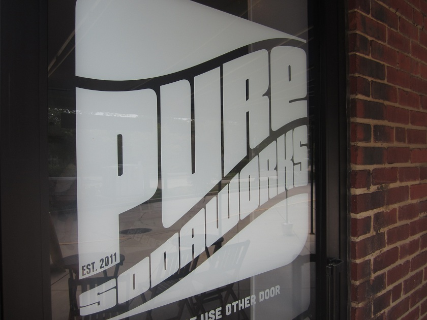 Pure Sodaworks, Chattanooga TN