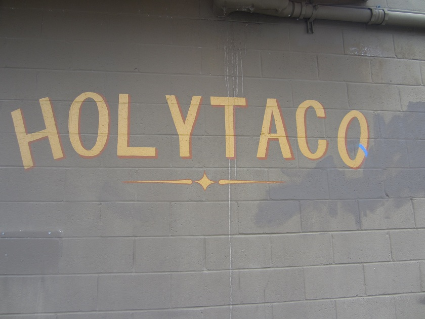 Holy Taco, AtlantaGA