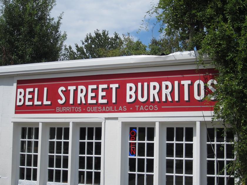 Bell Street Burritos in the Irwin Street Market(CLOSED)